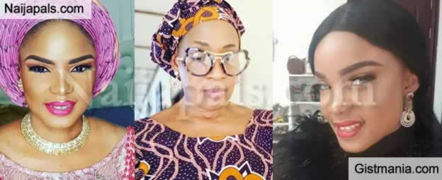 """I'll Move On And Let God Deal With You""- Kemi Olunloyo Replies Iyabo Ojo's Jail Threat (Video)"