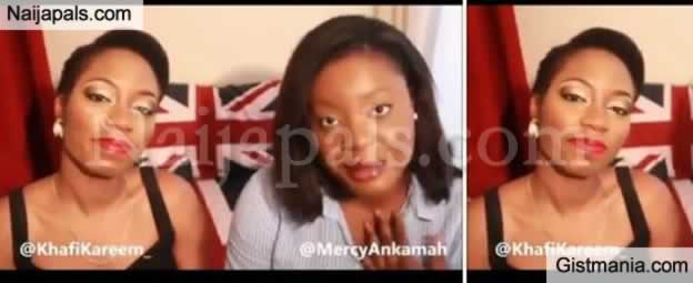 Campaign Against Pre-Marital Sex - Nigerians Dig Up Khafi's Throwback Video
