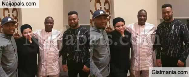 Nigerian Fuji Musician, K1 De Ultimate Overwhelmed With Joy As Daugter, Ganiyat Is Set To Wed