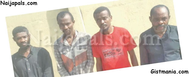 Driver Abducts His Boss For N20m Ransom&#059; Gang Leader Beheaded Over Greed (Photos)