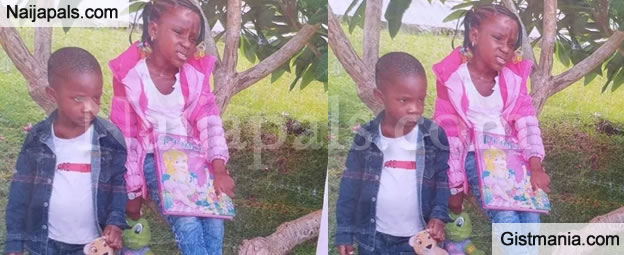 Unknown Gun Men Attack Family, Disappear With 2 Kids In Imo State (Photos)