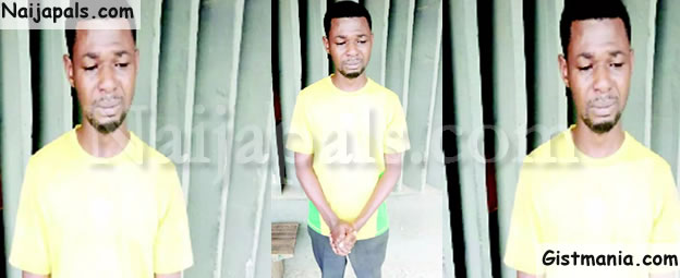 I Joined Cultism To Fight Oppression From My Late Father's Family – 35-year-old Olusanya Onasanya