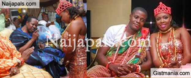 King Sunny Ade's Daughter's Beautiful Traditional Wedding