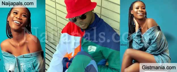 Kizz Daniels Impregnates Davido's Ex-Side Piece, Adedamola Williams