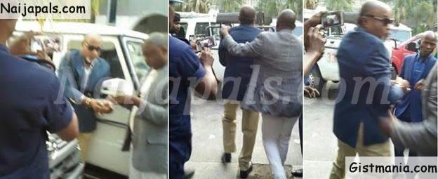 Legendary Singer, Koffi Olomide Arrested In Kinshasha, Sentenced To 1 Year In Jail For Assault