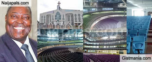 Deeper Life Church Completes N5Billion 45,000 Seater Mega Headquarters In Lagos (Photos)