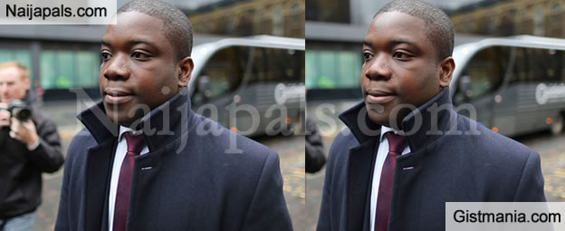 35-Yrs-Old UK Stock Trader, Kweku Adoboli To Be Deported Following Conviction On Financial Fraud