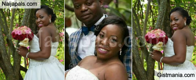 Shame! Newly Wedded Lady Caught Red Handed Sleeping With Her Ex During Honeymoon (PHOTO)