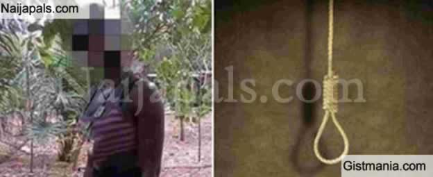 Lady Hangs Herself In Enugu A Day After Being Rescued From Committing Suicide
