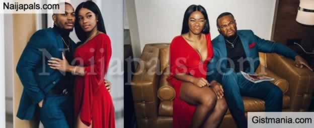 Pretty Bride-To-Be Shows Off Luscious Cleavage In Romantic Pre-wedding Photos