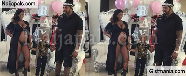Can You Spot What's Wrong With This Lady's Maternity Photoshoot?