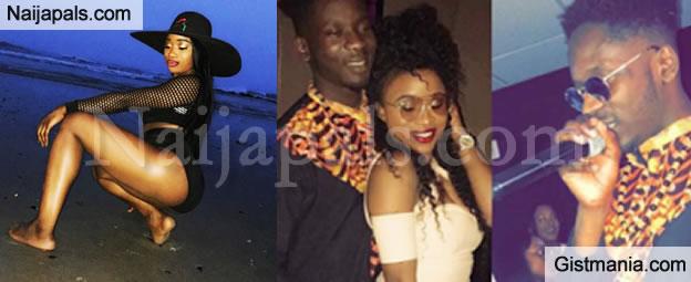 Lady On IG Claims Nigerian Artist, Mr Eazi Is Her Boyfriend, Pens Lovely Birthday Message (PHOTO)
