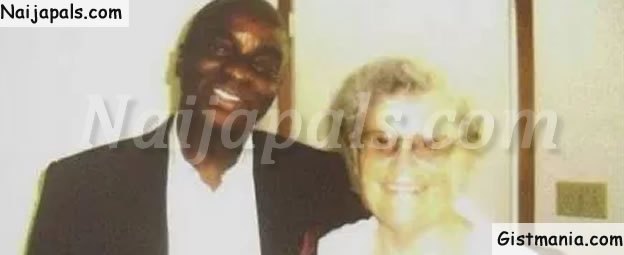Meet the White Woman Who Led Bishop Oyedepo to Christ in 1969 (PHOTO)