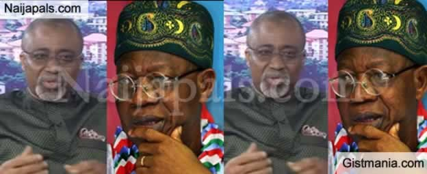 """If Jonathan Had Passed The """"Hate Speech Bill"""", Lai Mohammed Would Be Dead By Now - Abaribe"""