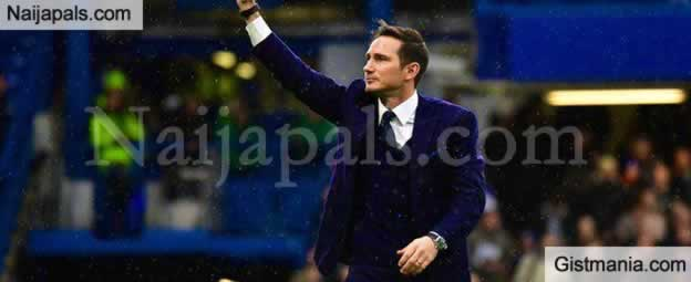 Lampard Leads In List Of 10 Managers To Replace Sarri At Chelsea (See list+Photos)