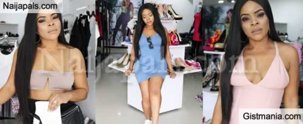 """When You Come From Poverty And Make It Big In Life, It's Hard Not To Show Off"" – Laura Ikeji"