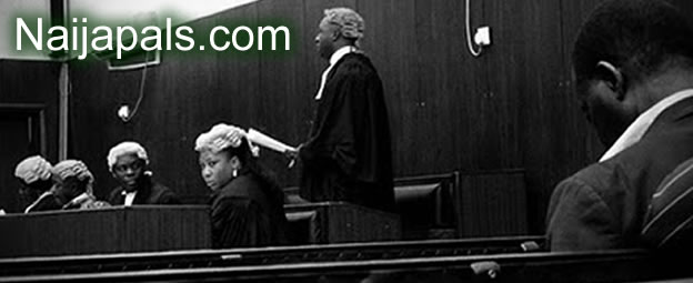Confusion At Enugu Guber Tribunal: APC's Lawyer Beaten, Arrested, Car Impounded