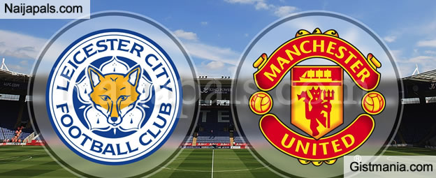 Premier League: Leicester City vs Manchester United (28/11/2015)