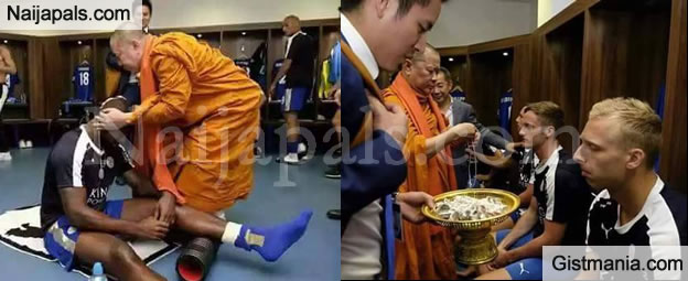 Revealed! Leicester City FC Sort The Use Of Voodoo To Win English Premier League (PHOTOS)