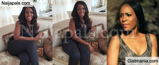 Nigerian Blogger, Linda Ikeji Releases Stunning Video As She Turns 37 Years Old Today