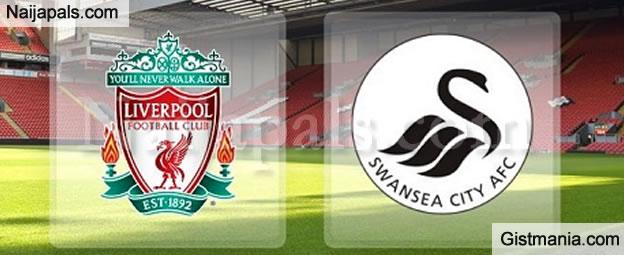 Premier League: Liverpool vs. Swansea City (29/11/2015)