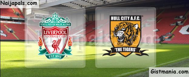 EPL! Liverpool FC (5) vs (1) Hull City - FULL TIME!