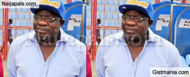 NPFL Thrown Into Sad Mood As Lobi Stars' Head Coach, Solomon Ogbeide Died This Morning