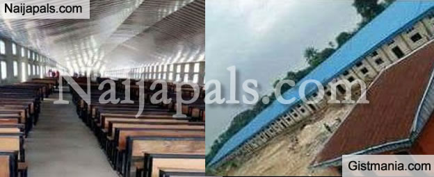 PHOTOS: Check Out The Longest & Largest Exam Hall Built By Madonna University