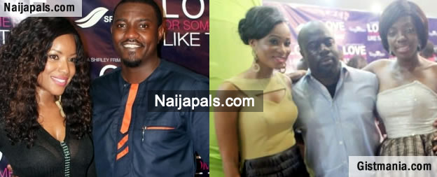 "Photos From ""Love Or Something Like That"" Premiere (John Dumelo, Joselyn Dumas)"