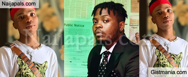 'Olamide Is All About The Money' – Timeout Drags Olamide Management Skills