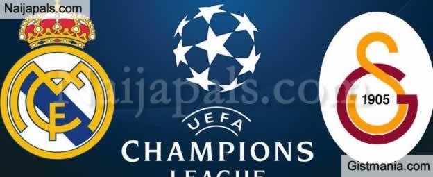 Galatasaray v Real Madrid : UEFA Champions League Match, Team News, Goal Scorers and Stats