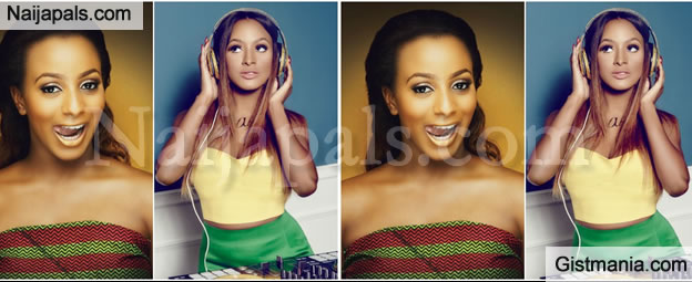 Man Desperate To Marry Otedola's Daughter, DJ Cuppy, Creates A Hashtag For Their Wedding -Photo