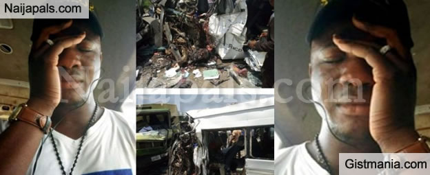Tipper Driver Crushes Photographer To Death In Benin