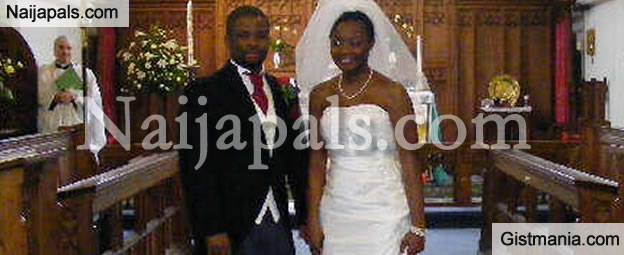 Very Sad! Husband Laments on How His Newly Wedded Wife Died During Childbirth