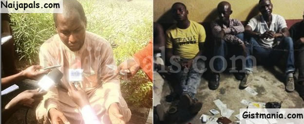 Police Arrests Man With Fake $880,000 In Niger State (Photos)