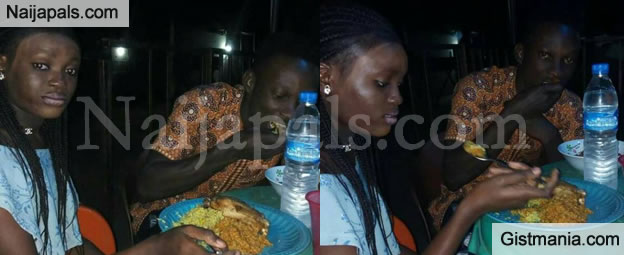 Nigerian Guy, Kaycee Laments Over Spending N35,000 On A Date With Lady Who Deceived Him With Make Up