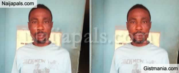 Police Arrest 43-Year-Old Man, Oluwole Bamidele For Defiling Neighbour's 6-Year-Old Daughter