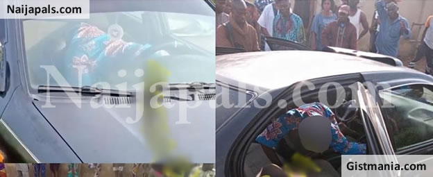 Man, Aremu Peter Found Dead Inside His Car While Having Sexual Intercourse In Abeokuta (Photo)