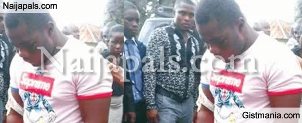 NOTORIOUS! Meet The Man Who Killed His Girlfriend And 7 Others In One Day
