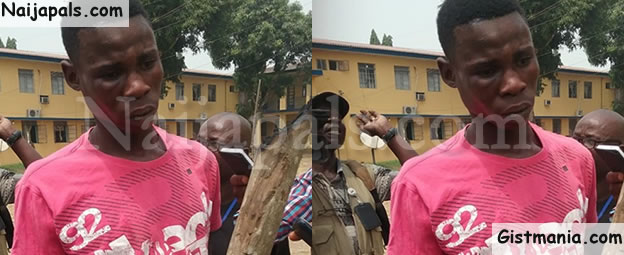 SHOCKING! 25-Year-Old Man Kills Father Over Disagreement With Mother