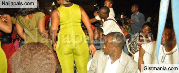 The Hottest Female Dancer In Lagos Night Club Scene Torment Some Poor Men (Photos)