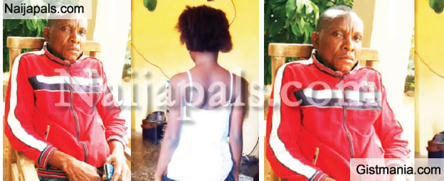 PHOTOS: 48 Year Old Man Offer Parents Of An 8-Year-Old Girl N25000 After Molesting Her