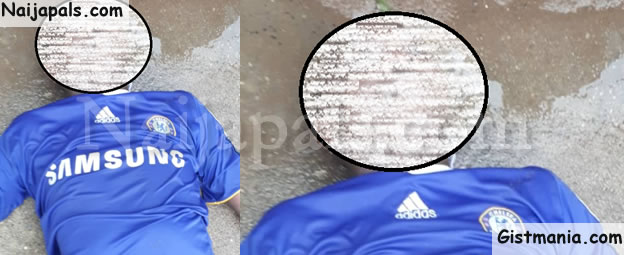 Man Slumps And Dies During Early Morning Jogging In Lagos (Photo)