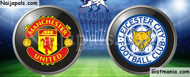 EPL UPDATE! Manchester United (4) vs (1) Leicester City - FULL TIME!