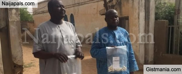 Two Men Caught in Kano While Swallowing Cocaine Capsules Ahead of Saudi Trip (Photo)