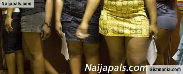 "#RunsBabeTinz: Where Are The Guys? See The ""7 Types Of Prostitutes"" In Nigeria"