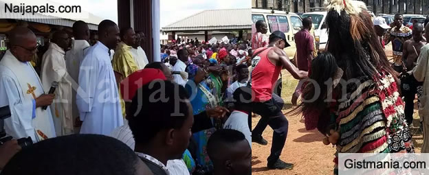 Young Man, Echezona Reportedly Stabbed To Death By Masquerade In Imo State