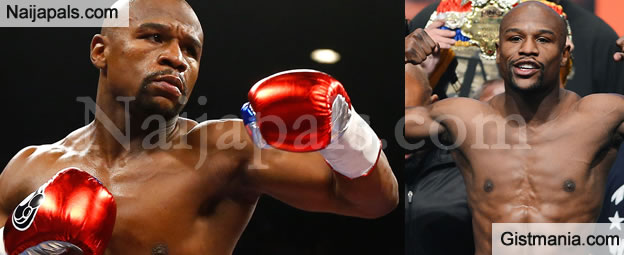 VIDEO&#059; American Boxer, Floyd Mayweather To Storm Nigeria As Part Of His African Tour (See Date)