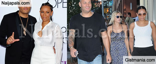 Mel B Angry That Her Nanny Had Direct Sex With Her Husband Instead Of 3-Way With Her