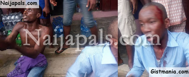 PHOTOS: Tricycle Driver & One Other Nabbed After Trying To Use Charm On Lady In Akwa Ibom